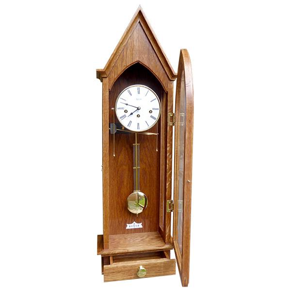 Muirkirk-SG Small Regulator Wall Clock