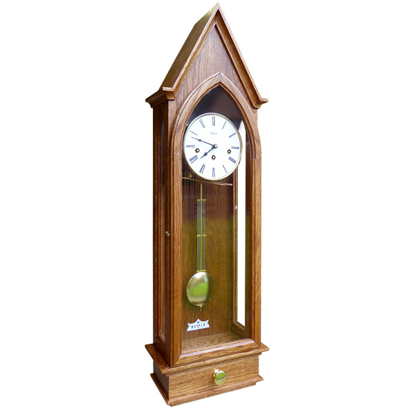 Muirkirk-SG Small Regulator Wall Clock