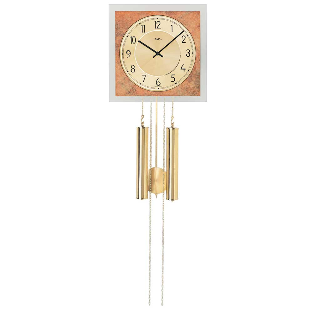 AMS 343 Weight-Driven Wall ClockAMS 343 Weight-Driven Wall ClockAMS 343 Weight-Driven Wall ClockAMS 343 Weight-Driven Wall ClockAMS 343 Weight-Driven Wall Clock
