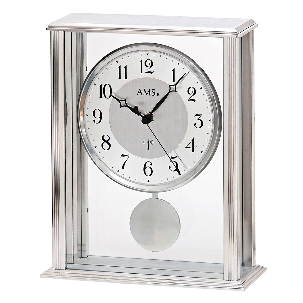 AMS 5190Q Quartz Pendulum Table ClockAMS 5190Q Quartz Pendulum Table ClockAMS 5190Q Quartz Pendulum Table ClockAMS 5190Q Quartz Pendulum Table ClockAMS 5190Q Quartz Pendulum Table Clock