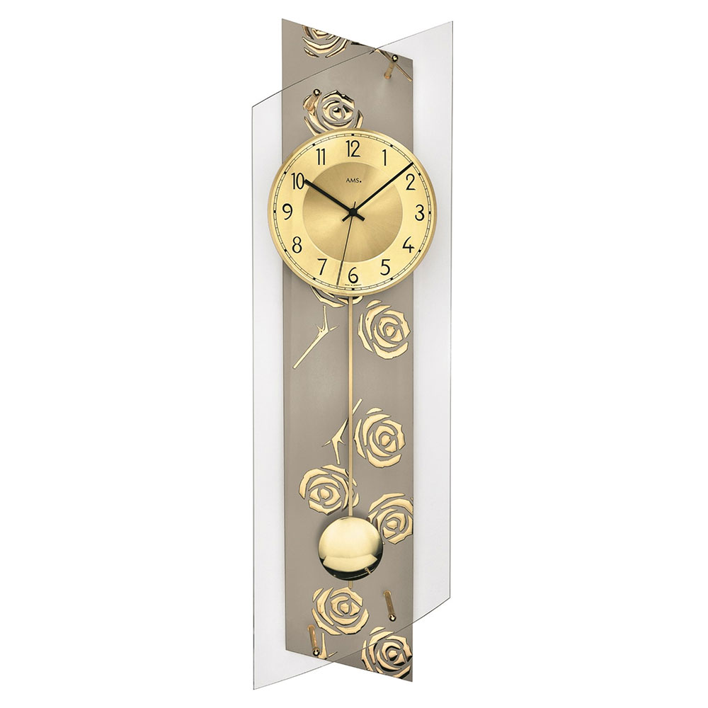 AMS 5223Q Quartz Pendulum ClockAMS 5223Q Quartz Pendulum ClockAMS 5223Q Quartz Pendulum ClockAMS 5223Q Quartz Pendulum ClockAMS 5223Q Quartz Pendulum Clock