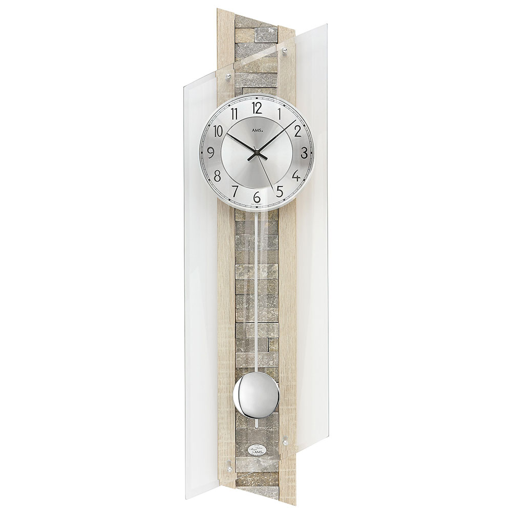 AMS 5224Q Quartz Pendulum ClockAMS 5224Q Quartz Pendulum ClockAMS 5224Q Quartz Pendulum ClockAMS 5224Q Quartz Pendulum ClockAMS 5224Q Quartz Pendulum Clock