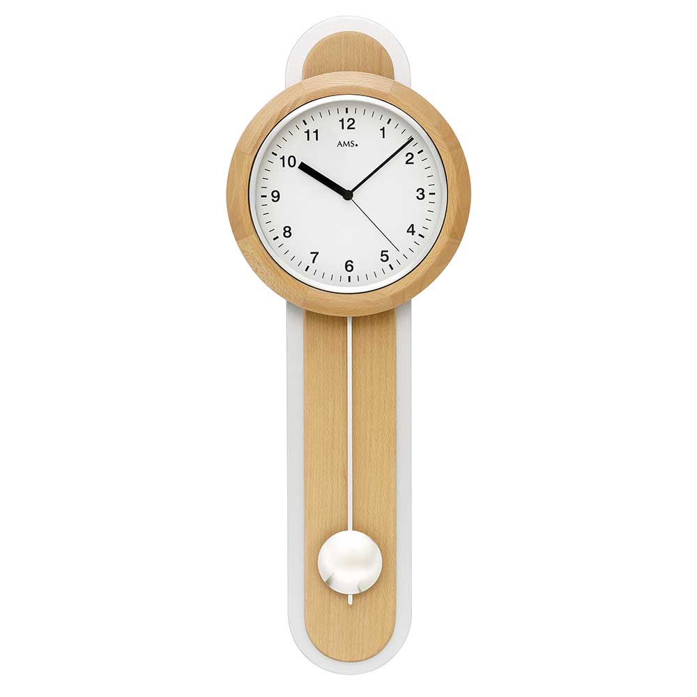 AMS 5275-18 Radio Controlled Pendulum ClockAMS 5275-18 Radio Controlled Pendulum ClockAMS 5275-18 Radio Controlled Pendulum ClockAMS 5275-18 Radio Controlled Pendulum ClockAMS 5275-18 Radio Controlled Pendulum Clock