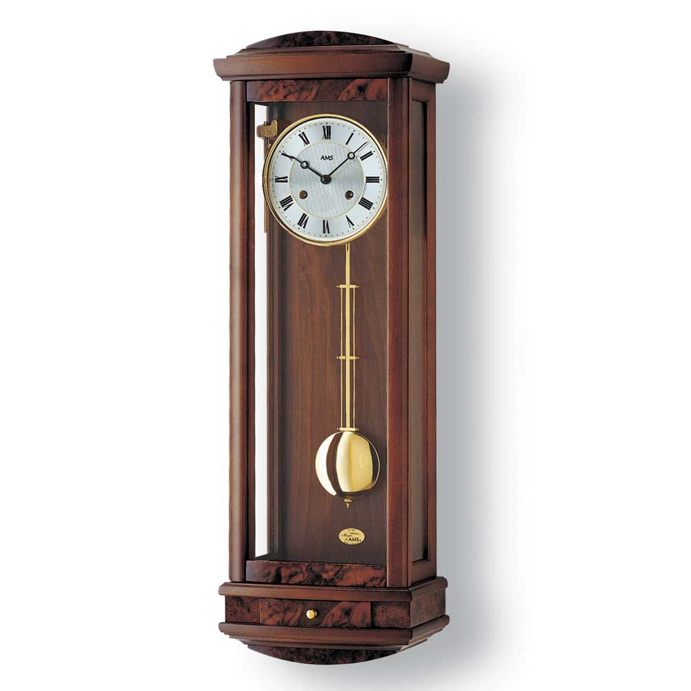 AMS 607-1 Regulator Wall ClockAMS 607-1 Regulator Wall ClockAMS 607-1 Regulator Wall ClockAMS 607-1 Regulator Wall ClockAMS 607-1 Regulator Wall Clock