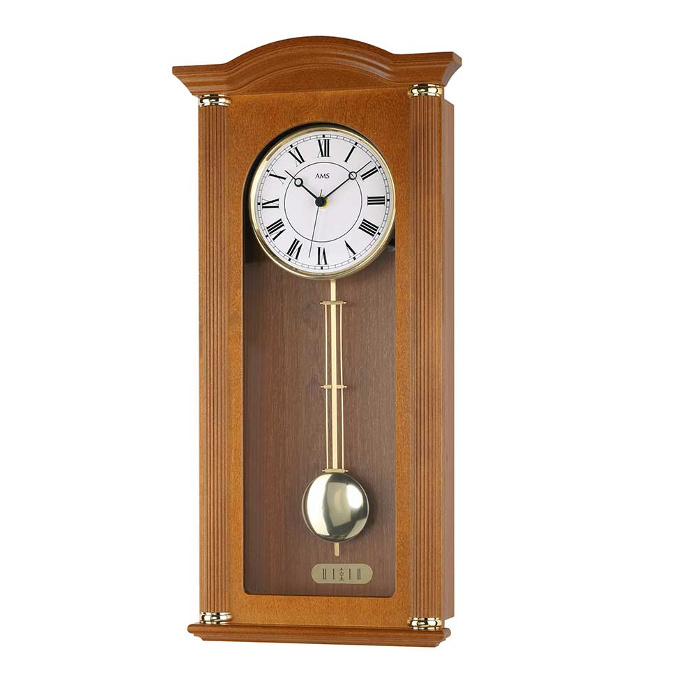 AMS 7014-9 Quartz Pendulum Clock with ChimeAMS 7014-9 Quartz Pendulum Clock with ChimeAMS 7014-9 Quartz Pendulum Clock with ChimeAMS 7014-9 Quartz Pendulum Clock with ChimeAMS 7014-9 Quartz Pendulum Clock with Chime