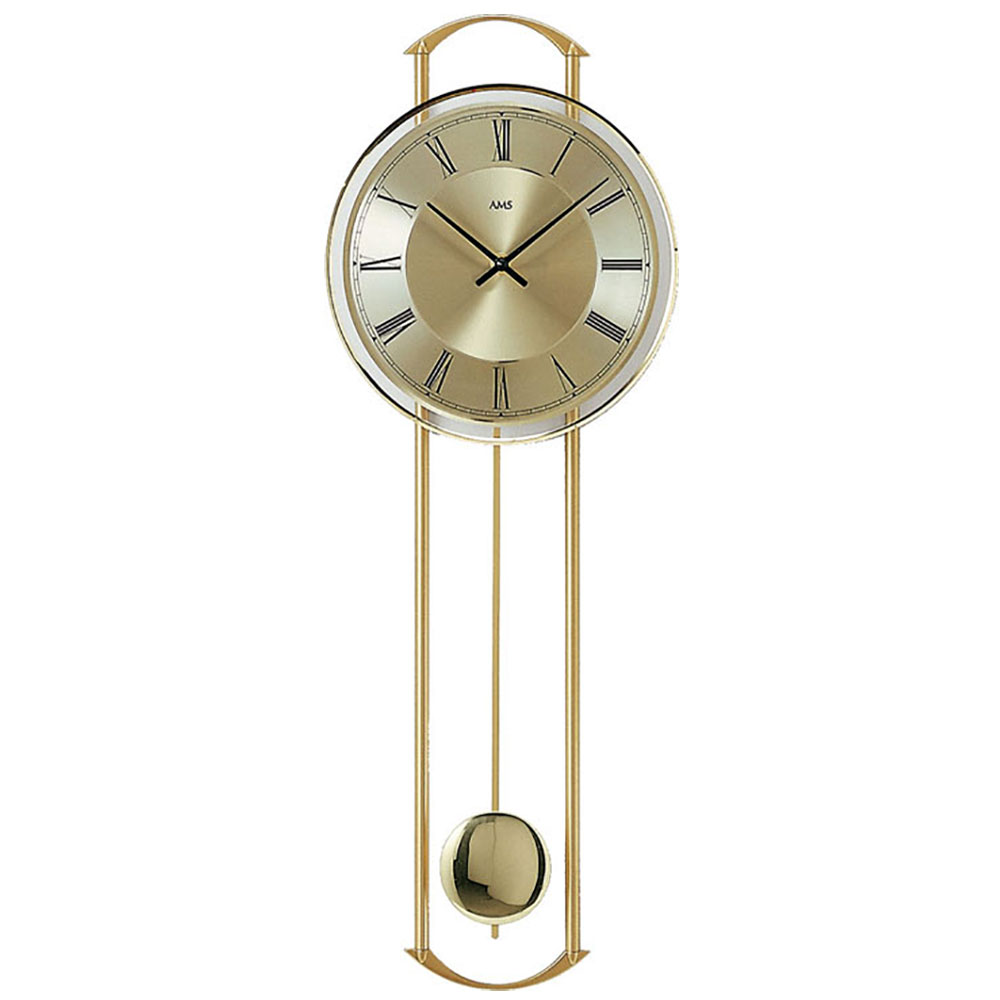 AMS 7083 Quartz-Pendulum ClockAMS 7083 Quartz-Pendulum ClockAMS 7083 Quartz-Pendulum ClockAMS 7083 Quartz-Pendulum ClockAMS 7083 Quartz-Pendulum Clock