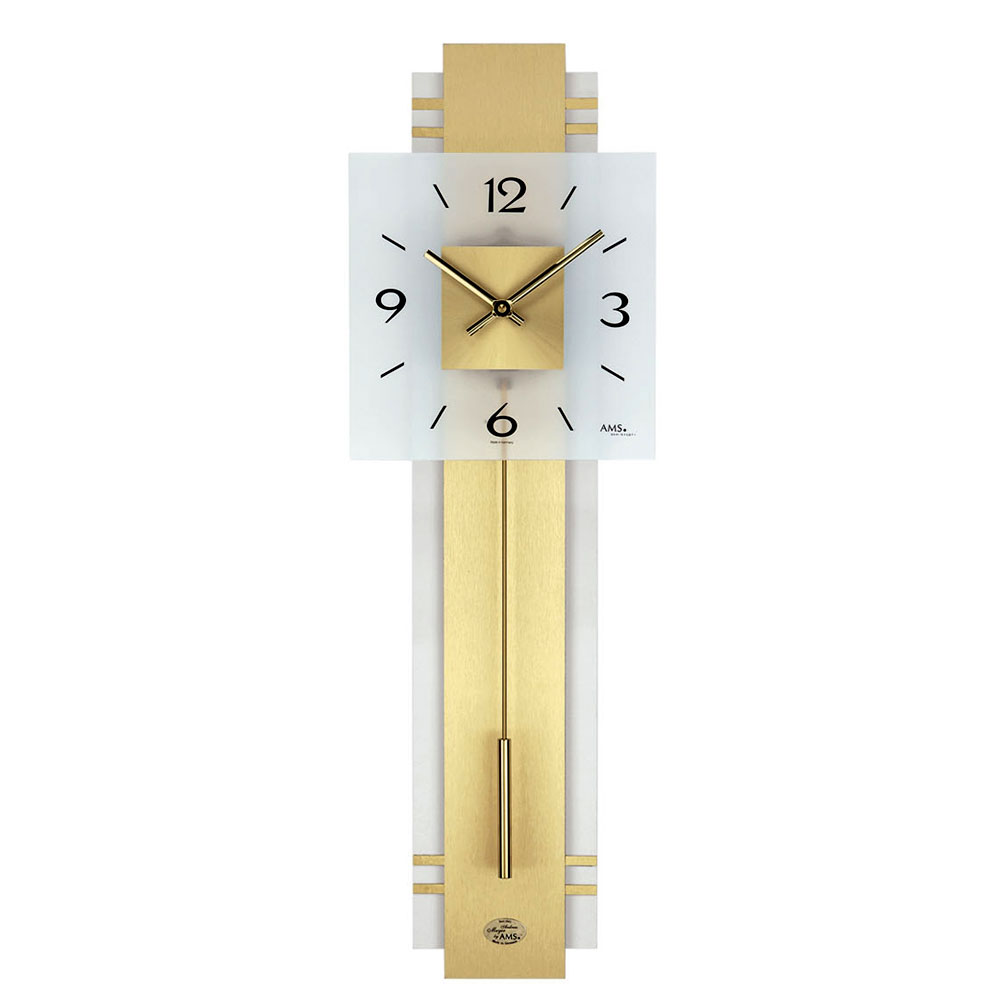AMS 7301 Quartz-Pendulum ClockAMS 7301 Quartz-Pendulum ClockAMS 7301 Quartz-Pendulum ClockAMS 7301 Quartz-Pendulum ClockAMS 7301 Quartz-Pendulum Clock