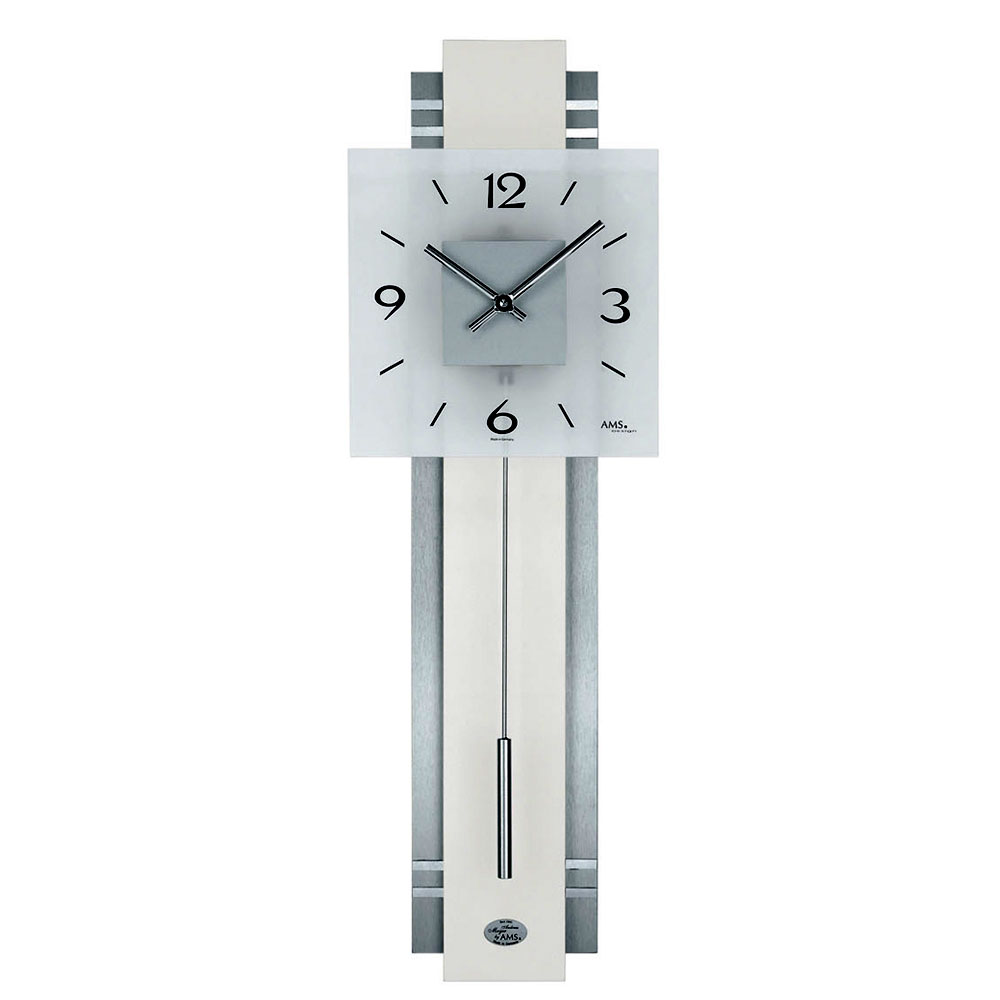 AMS 7302 Quartz-Pendulum ClockAMS 7302 Quartz-Pendulum ClockAMS 7302 Quartz-Pendulum ClockAMS 7302 Quartz-Pendulum ClockAMS 7302 Quartz-Pendulum Clock