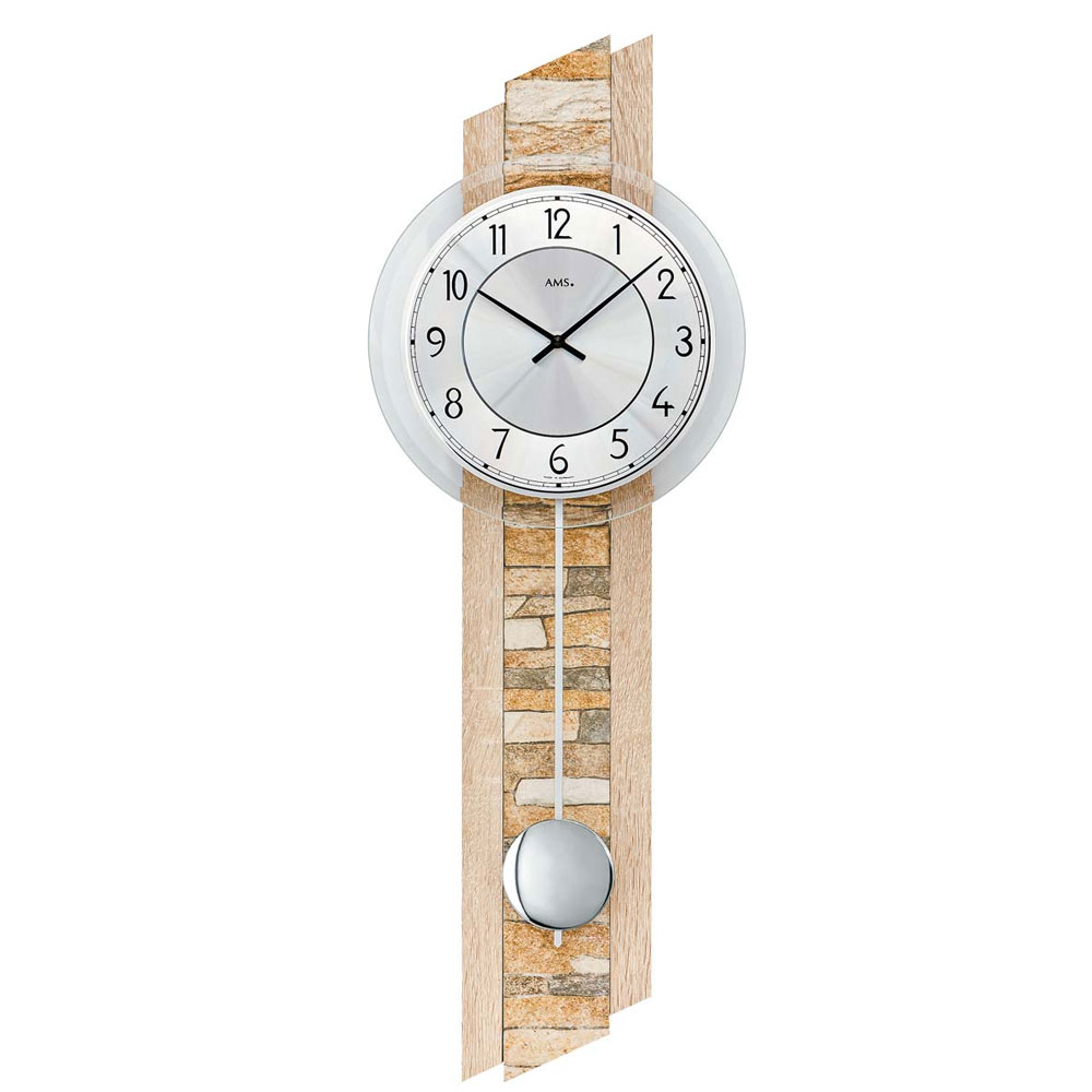 AMS 7423 Quartz-Pendulum ClockAMS 7423 Quartz-Pendulum ClockAMS 7423 Quartz-Pendulum ClockAMS 7423 Quartz-Pendulum ClockAMS 7423 Quartz-Pendulum Clock
