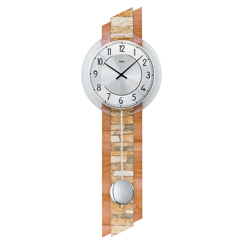 AMS 7424 Quartz-Pendulum ClockAMS 7424 Quartz-Pendulum ClockAMS 7424 Quartz-Pendulum ClockAMS 7424 Quartz-Pendulum ClockAMS 7424 Quartz-Pendulum Clock