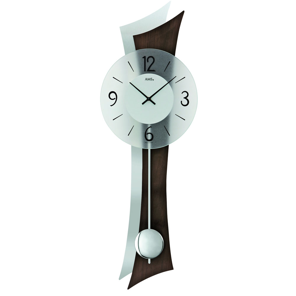 AMS 7425 Quartz-Pendulum ClockAMS 7425 Quartz-Pendulum ClockAMS 7425 Quartz-Pendulum ClockAMS 7425 Quartz-Pendulum ClockAMS 7425 Quartz-Pendulum Clock