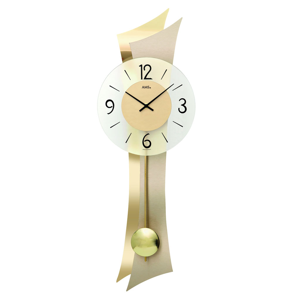 AMS 7427 Quartz-Pendulum ClockAMS 7427 Quartz-Pendulum ClockAMS 7427 Quartz-Pendulum ClockAMS 7427 Quartz-Pendulum ClockAMS 7427 Quartz-Pendulum Clock