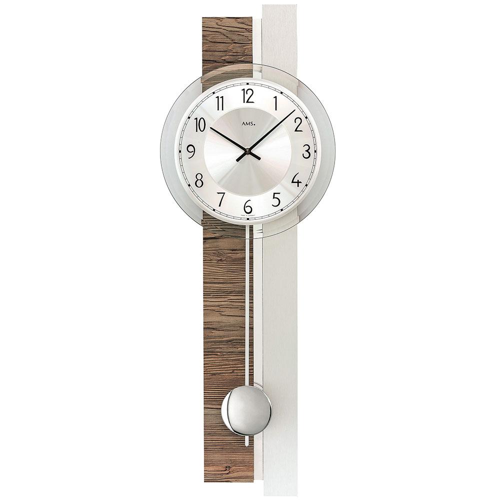 AMS 7438 Quartz-Pendulum Clock