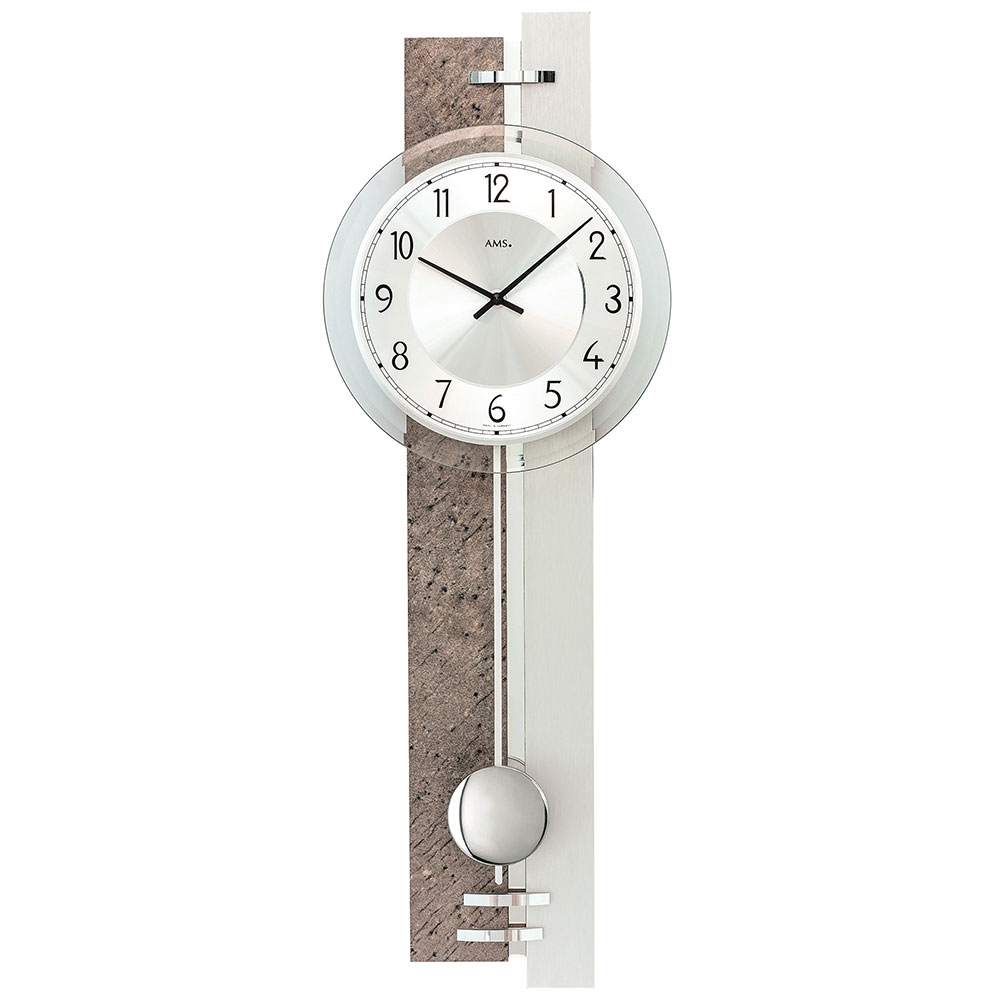 AMS 7440 Quartz-Pendulum ClockAMS 7440 Quartz-Pendulum ClockAMS 7440 Quartz-Pendulum ClockAMS 7440 Quartz-Pendulum ClockAMS 7440 Quartz-Pendulum Clock