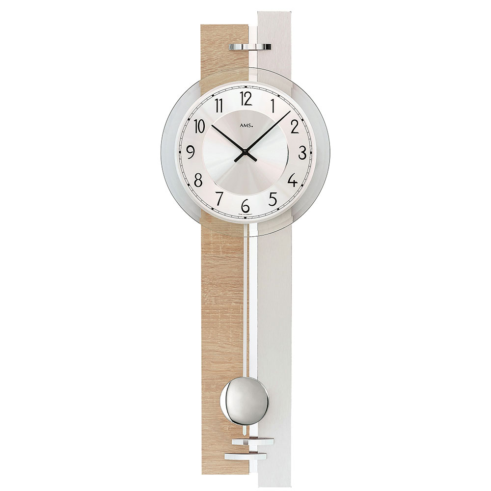 AMS 7441 Quartz-Pendulum ClockAMS 7441 Quartz-Pendulum ClockAMS 7441 Quartz-Pendulum ClockAMS 7441 Quartz-Pendulum ClockAMS 7441 Quartz-Pendulum Clock