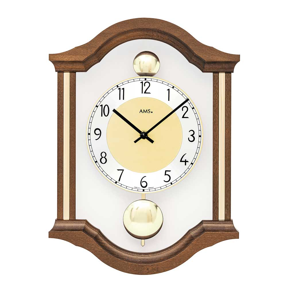 AMS 7447-1 Quartz-Double Pendulum ClockAMS 7447-1 Quartz-Double Pendulum ClockAMS 7447-1 Quartz-Double Pendulum ClockAMS 7447-1 Quartz-Double Pendulum ClockAMS 7447-1 Quartz-Double Pendulum Clock