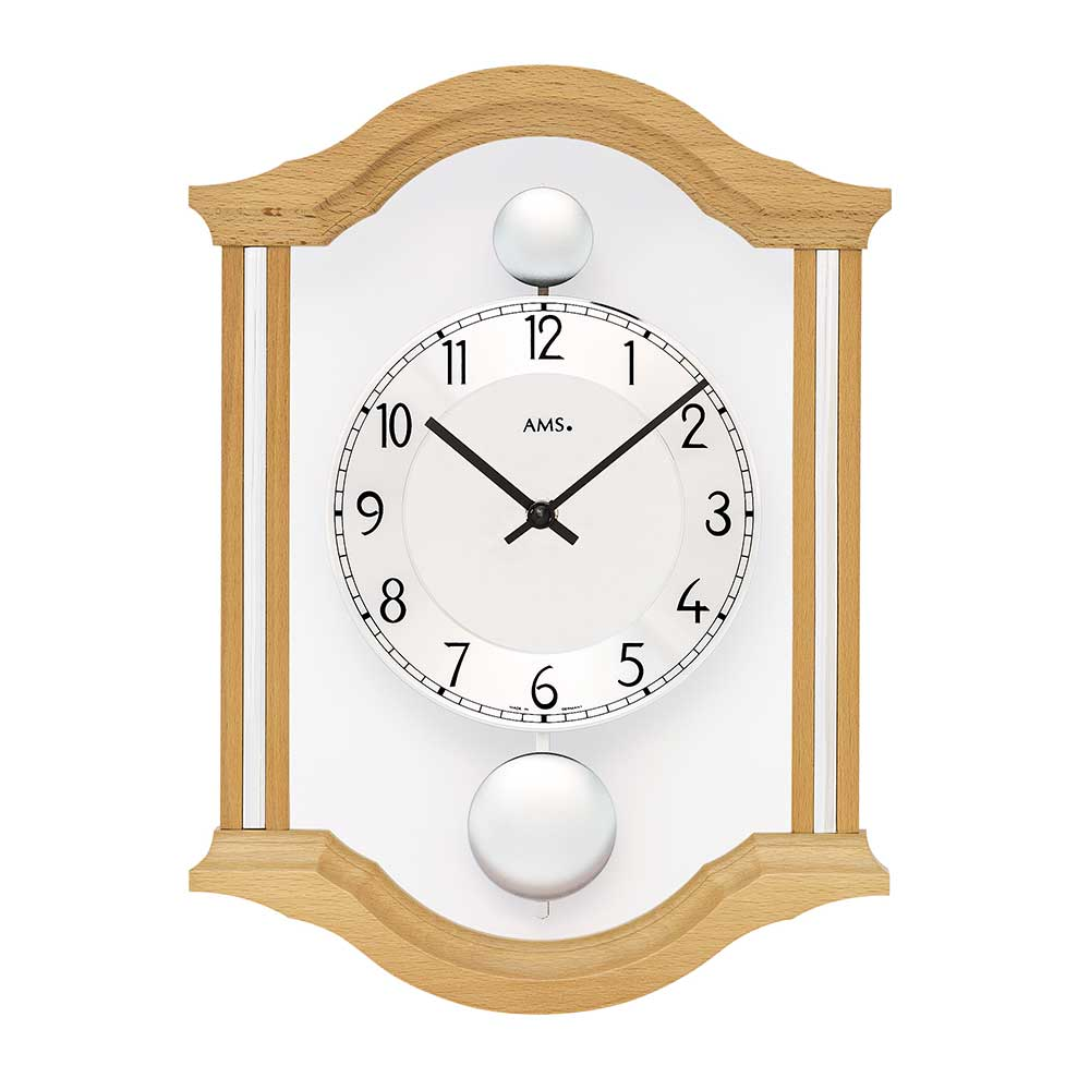AMS 7447-18 Quartz-Double Pendulum ClockAMS 7447-18 Quartz-Double Pendulum ClockAMS 7447-18 Quartz-Double Pendulum ClockAMS 7447-18 Quartz-Double Pendulum ClockAMS 7447-18 Quartz-Double Pendulum Clock