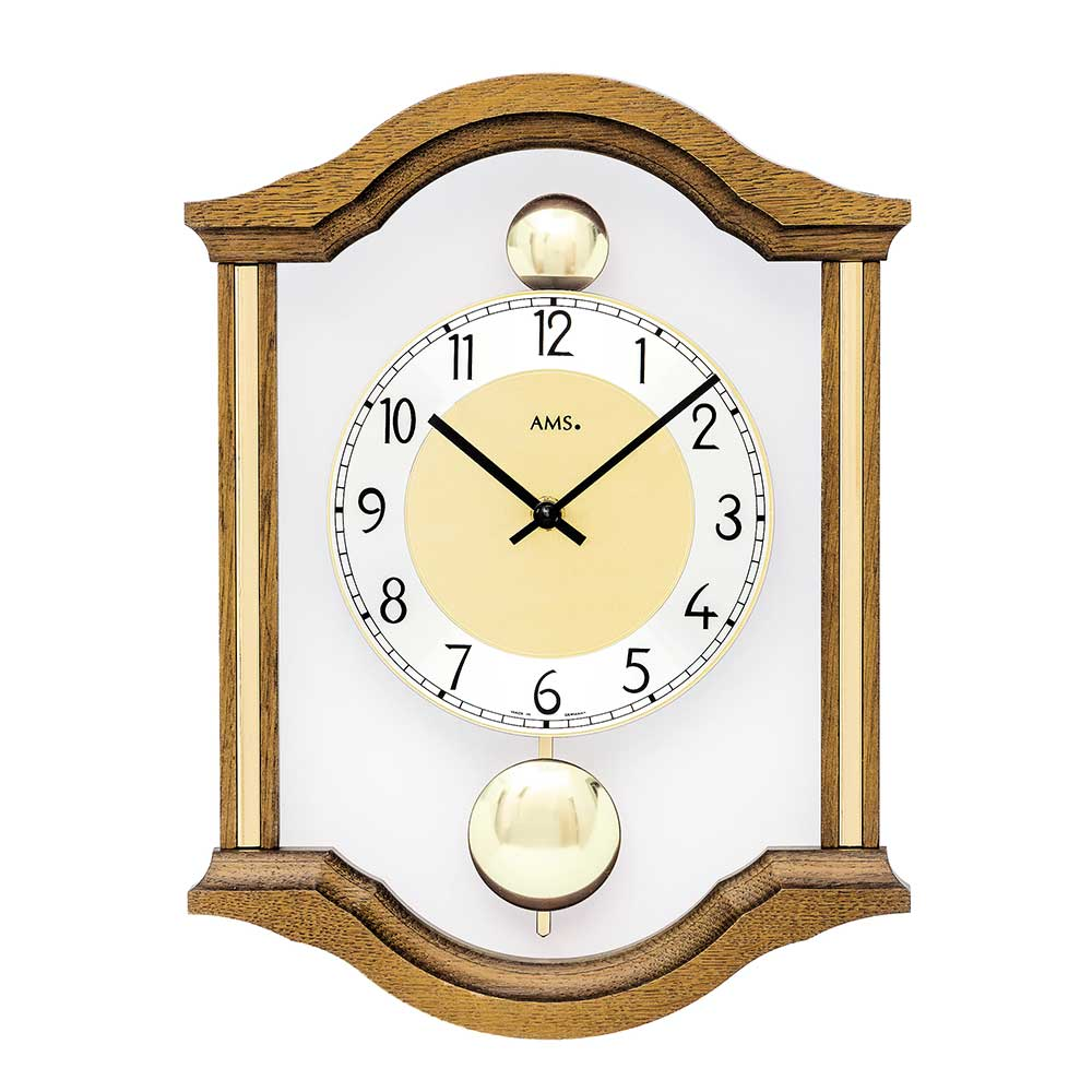 AMS 7447-4 Quartz-Double Pendulum ClockAMS 7447-4 Quartz-Double Pendulum ClockAMS 7447-4 Quartz-Double Pendulum ClockAMS 7447-4 Quartz-Double Pendulum ClockAMS 7447-4 Quartz-Double Pendulum Clock