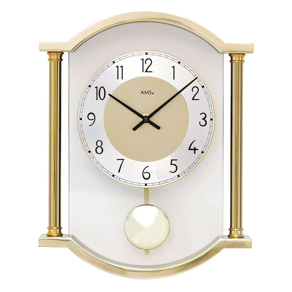 AMS 7449 Quartz-Pendulum ClockAMS 7449 Quartz-Pendulum ClockAMS 7449 Quartz-Pendulum ClockAMS 7449 Quartz-Pendulum ClockAMS 7449 Quartz-Pendulum Clock