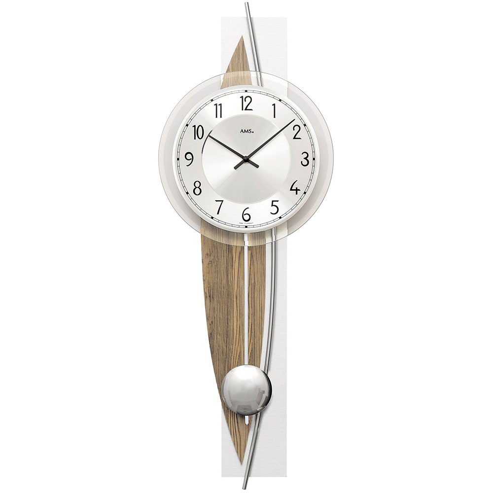 AMS 7452 Quartz-Pendulum ClockAMS 7452 Quartz-Pendulum ClockAMS 7452 Quartz-Pendulum ClockAMS 7452 Quartz-Pendulum ClockAMS 7452 Quartz-Pendulum Clock