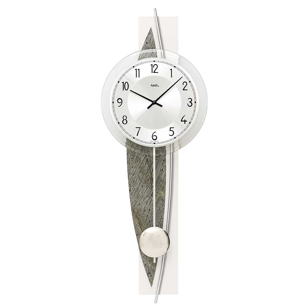 AMS 7456 Quartz-Pendulum ClockAMS 7456 Quartz-Pendulum ClockAMS 7456 Quartz-Pendulum ClockAMS 7456 Quartz-Pendulum ClockAMS 7456 Quartz-Pendulum Clock