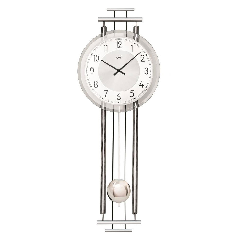 AMS 7464 Quartz Pendulum ClockAMS 7464 Quartz Pendulum ClockAMS 7464 Quartz Pendulum ClockAMS 7464 Quartz Pendulum ClockAMS 7464 Quartz Pendulum Clock