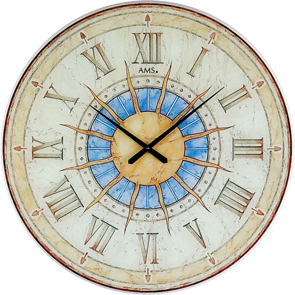 AMS 9230 Quartz Wall ClockAMS 9230 Quartz Wall ClockAMS 9230 Quartz Wall ClockAMS 9230 Quartz Wall ClockAMS 9230 Quartz Wall Clock