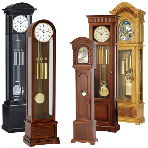 Floor Clocks Grandfather Clocks Longcase Clocks Grandmother Clock