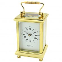 David-Perterson Carriage Clock DP-BT