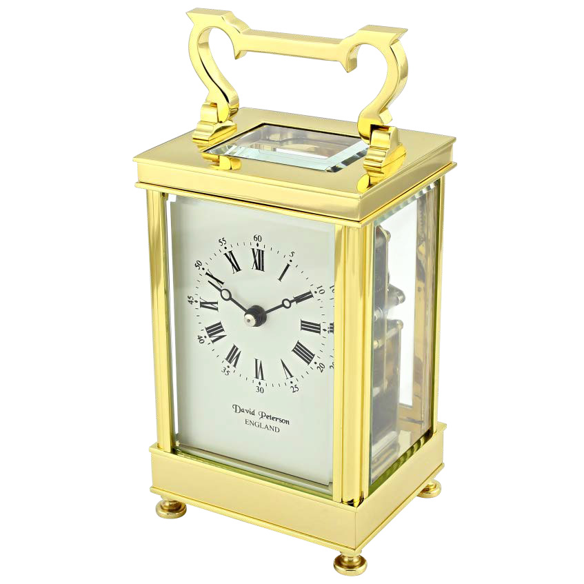 David Perterson Carriage Clock DP-CC-sk
