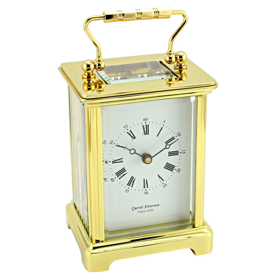 David Perterson Carriage Clock DP-OB