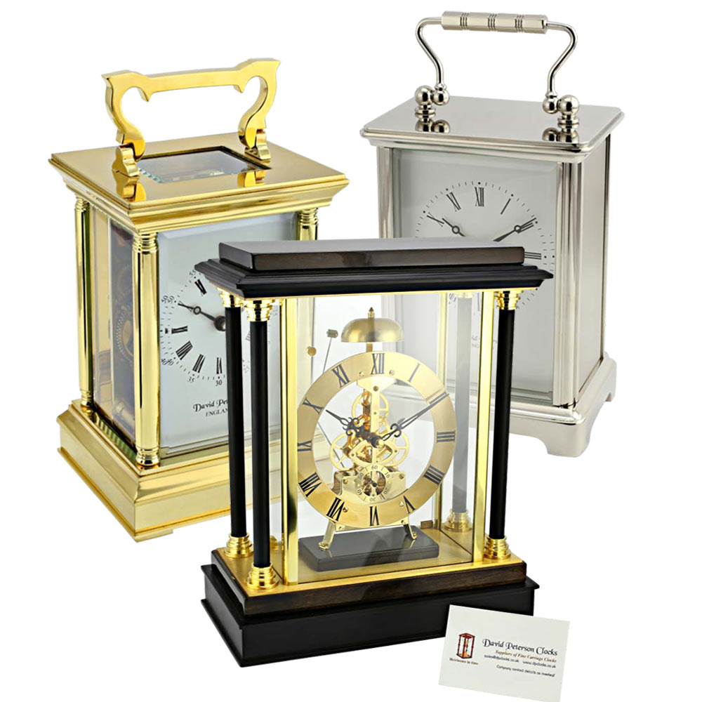 David Perterson Clocks