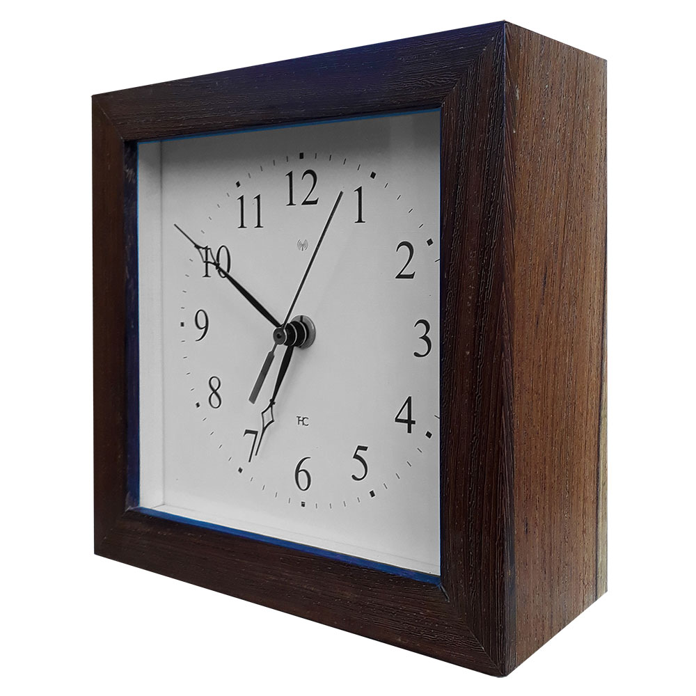 Alsager Mantel Clock from THC - RHS.