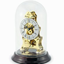 skc25-small-mantel-clock-in-glass-dome