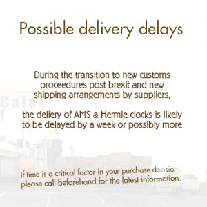 Clock-Delivery-Delays