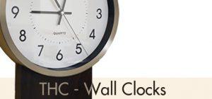 THC Wall Clocks