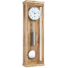 Hemle 70996-T30761 30Hr Regulator  Wall Clock