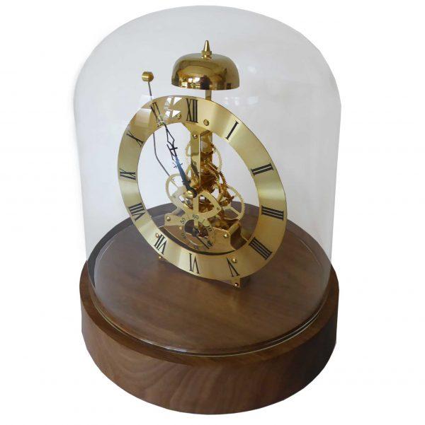 Lydney quartz-skeleton clock